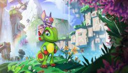 Diundur Hingga Maret 2017, Playtonic Games Kembali Hadirkan Trailer Baru untuk Yooka-Laylee!