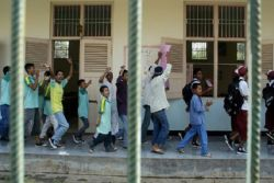 Belum Semua Anak Tahanan Mendapatkan Pendidikan