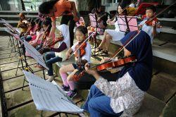 Menstimulasi Kecerdasan Majemuk dengan Lagu Anak