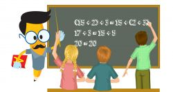 Sifat - Sifat Operasi Hitung Bilangan Bulat untuk Kelas VI SD
