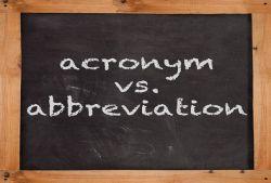 Belajar Mengenal Abbreviations dan Acronyms dan Contohnya
