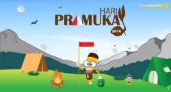 14 Agustus, Hari Pramuka di Indonesia