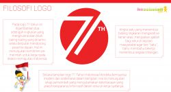 Mengenal Arti dan Makna Logo Hari Ulang Tahun RI ke-71