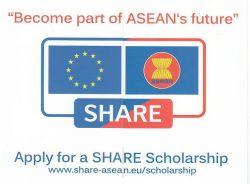 Yuk Ikutan! Beasiswa Batch 2 Pertukaran Mahasiswa ASEAN Share 2017