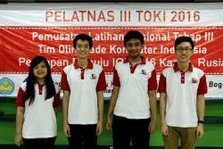 Bangga! 4 Siswa Indonesia Persembahkan Medali dalam Olimpiade Komputer Internasional