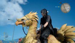 Seperti Inilah Mode Chocobo Race dan Gameplay Terbaru dalam Final Fantasy XV!