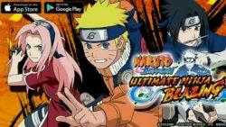 Bandai Namco Mulai Rilis Naruto Shippuden Ultimate Blazing di Luar Jepang, Indonesia Kapan Yah?