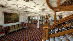 Keren! Rasakan Pengalaman Berada di Kapal Titanic dalam Game Titanic: Honor dan Glory!