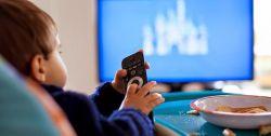Untuk Para Orangtua, Begini Aturan Menonton TV untuk Anak