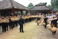 Ritual Seren Taun untuk Mensyukuri Hasil Panen