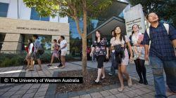 Beasiswa Full Progam Master dan PhD di University of Western Australia
