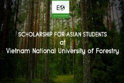 Raih Beasiswa S2 Kehutanan di Vietnam!