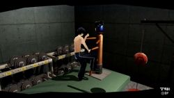 Keren! Seperti Inilah Nge-Gym dalam Persona 5 Versi Inggris!