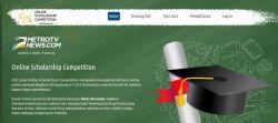 Raih Beasiswa Online Scholarship Competition (Osc) Metro TV 2016