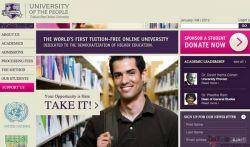 Daftar Sebelum Tutup! Beasiswa Online Uopeople 2016