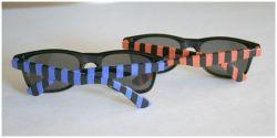 Cara Mengubah Kacamata Hitam Lama Menjadi Keren