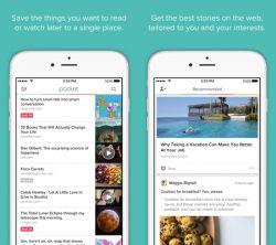 Pocket, Aplikasi Membaca untuk Si Sibuk