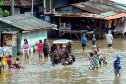 Banjir Melanda Garut, 11 Sekolah Rusak