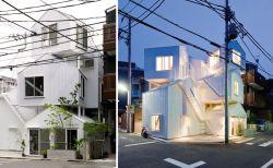 Lihat Arsitektur di Jepang yang Mencengangkan!
