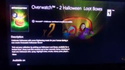 Overwatch Siap Rayakan Halloween dengan Memunculkan Box Berisi Item Baru Bertema Halloween