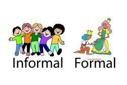 Informal vs Formal dalam Bahasa Inggris (Bagian 2)