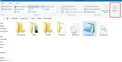 Menampilkan File Tersembunyi di Windows 7, 8, 10 atau Vista