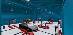 Belajar Memperbaiki Mobil dengan Virtual Reality