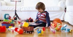 Makna Anak Membereskan Mainannya, Jangan Anggap Sepele