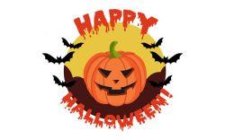Rayakan Halloween dengan Aplikasi Photo Stickers