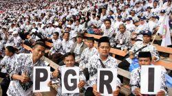 PGRI Minta Dipertimbangkan untuk Bisa Menjadi Organisasi Profesi