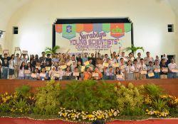 Wow, 1.067 Pelajar Ikut Kompetisi Peneliti Belia!