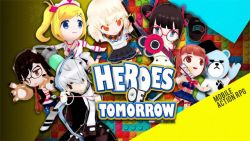 Heroes of Tomorrow, Game Mobile RPG dengan Karakter Absurd Siap Menemani Weekend Kotakers!
