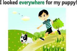 Adverbs of Place dalam Bahasa Inggris