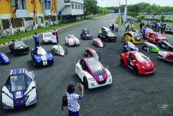 Bangga! Mahasiswa UI Raih Juara Umum Kompetisi Mobil Hemat Energi 2016, Yogyakarta