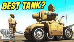 Seberapa Kuatkah Mod Tank Metal Slug Ini dalam Gta V? Saksikan di Sini!
