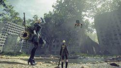 Game RPG Nier: Automata Dikabarkan Juga Akan Hadir untuk Xbox One!