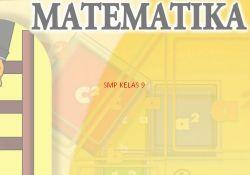 Matematika SMP Kelas IX Kesebangunan Bangun Datar Bag. 2