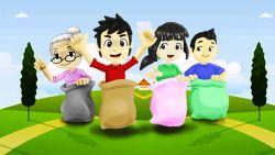 Balap Karung 3D, Game Android Menantang Kreasi Anak Bangsa