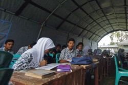 Sedih! Beberapa SMA di Kabupaten Malinau Kekurangan Ruang Belajar