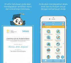 Bahaso, Aplikasi Pintar Bahasa
