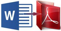 Cara Merubah Word Menjadi PDF Secara Online