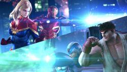 Ryu Akan Lawan Iron MAN dalam Marvel vs. Capcom: Infinite untuk Ps4, Xbox One dan PC!
