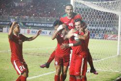 Timnas Indonesia Selangkah Lagi ke Final Piala Aff 2016