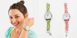 Cara Kreatif Mengganti Tali Jam Tangan