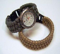 Membuat Tali Jam Tangan dari Tali Paracord