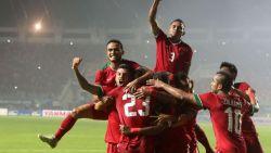 Final Pertama Piala Aff 2016, Indonesia Menang Atas Thailand