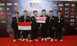 Bangga! Pelajar Indonesia Sabet 5 Medali Emas pada Ajang Ijso 2016