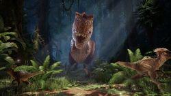 VR Game Ark Park Resmi Diumumkan! Memberikan Pengalaman Fantastis di Dunia Dinosaurus