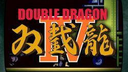 Double Dragon IV Resmi Diumumkan! Tersedia untuk Ps4 dan PC!