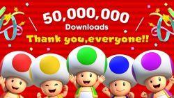 Nintendo Mengumumkan Super Mario Run Telah di Download Sebanyak 50 Juta Kali!